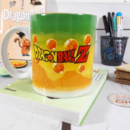 Mug Dragon Ball – Son Goten, Boo, Trunks