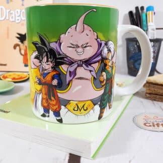 Mug Dragon Ball – Son Goten, Boo, Trunks