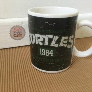 Mug Tortue Ninja 1984