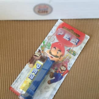 Pez Super Mario Bros : Mario, princesse Peach, Yoshi, Donkey Kong, Toad