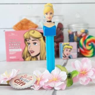 Pez princesses disney : Cendrillon, La Petite Sirène, Blanche Neige, Belle, Raiponce, Aurore et Jasmine