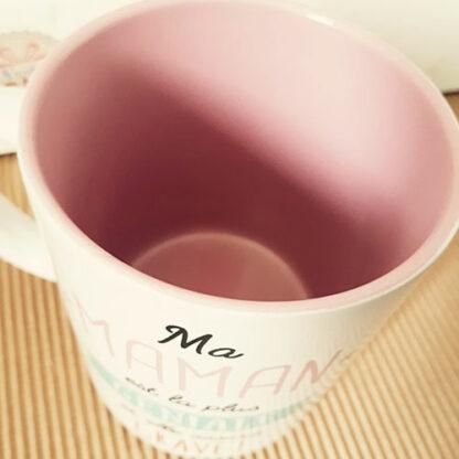 "Mug ""Maman est géniale"" - Cadeau maman"