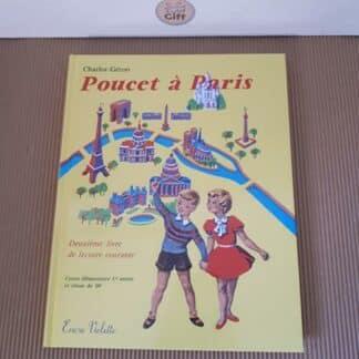Deuxième livre de lecture courante - Poucet à Paris