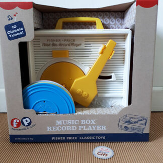 Fisher Price vintage - Tourne-disque