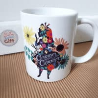 Mug Alice au Pays des Merveilles - Curiouser