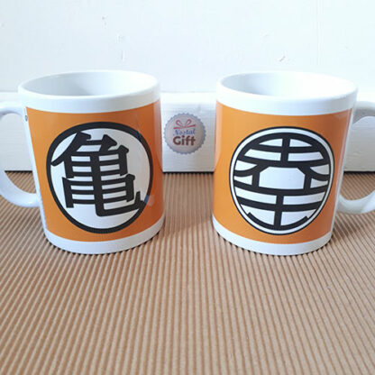 Mug Dragon Ball Z - Goku Kanji
