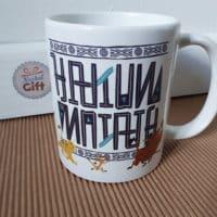 Mug le Roi Lion - Hakuna Matata