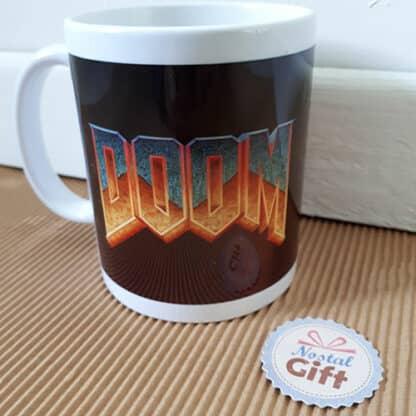 Mug Doom logo