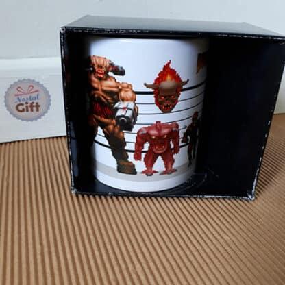 Mug Doom - Classic ennemies