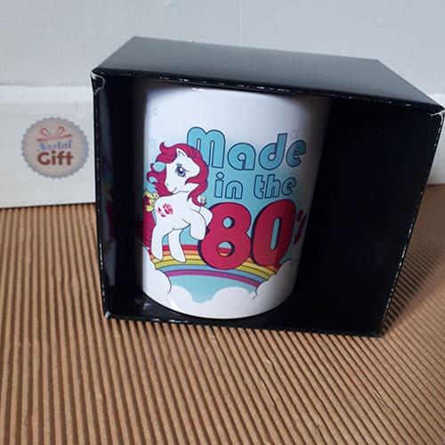Mug mon Petit Poney - Made in 80's