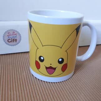 Mug Pokemon - Pikachu