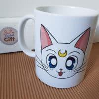 Mug Sailor Moon - Luna & Artemis