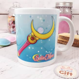 Mug Sailor Moon - Moon Stick