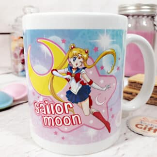 Mug Sailor Moon - Usagi