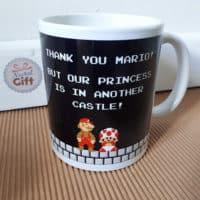 Mug Super Mario - Another Castle