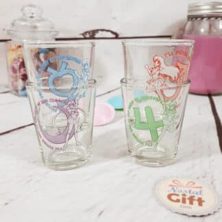 Verre à shot Sailor Moon