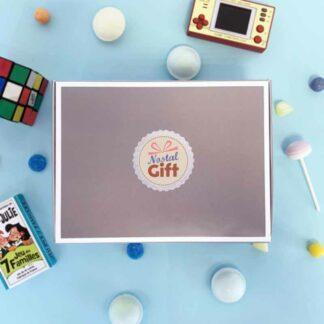 Carte Cadeau : Box femme Nostalgift