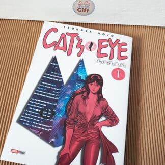 Cat's Eyes - Tome 1,2,3,4,5 et 6