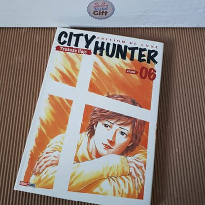 City Hunter (Nicky Larson) - Tome 1,2,3,4,5 et 6