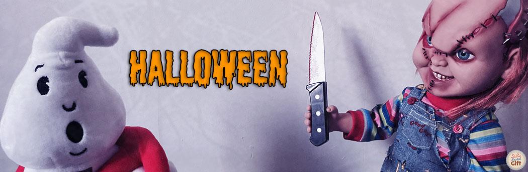 bonbons et jouets halloween qui font peur