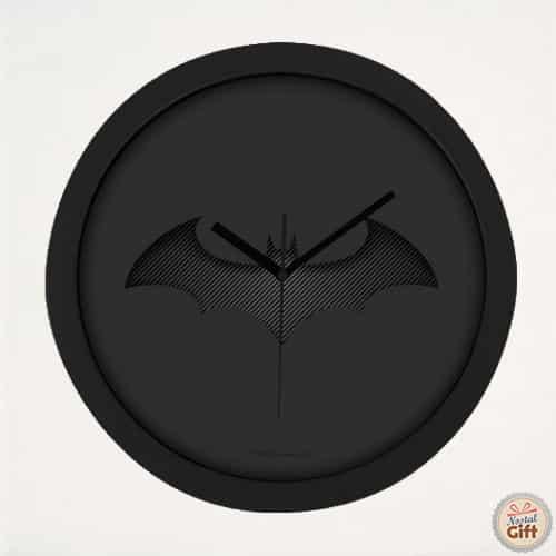 batman horloge murale 25 cm. Black Bedroom Furniture Sets. Home Design Ideas
