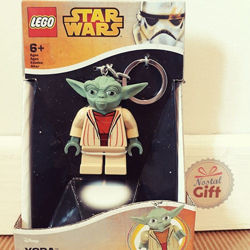 Porte cle lego star wars maitre yoda - Maitre yoda lego ...