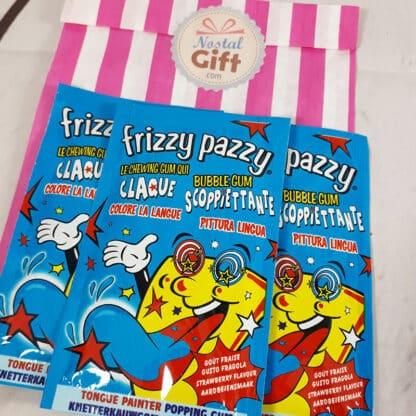 Frizzy Pazzy tâche langue x3