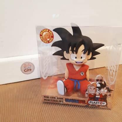 Dragon ball - Figurine / tirelire San Goku