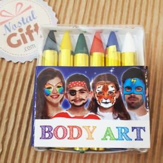 Crayons maquillage de déguisement pour enfant