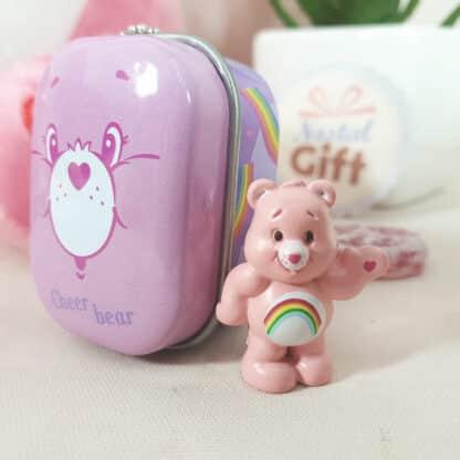 Bisounours - Mini figurine dans sa boîte