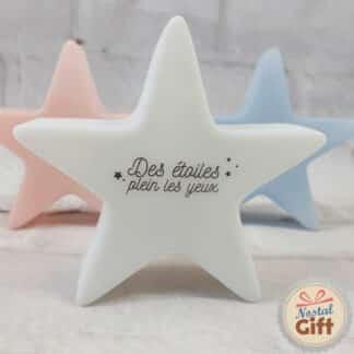 Veilleuse étoile pour enfant