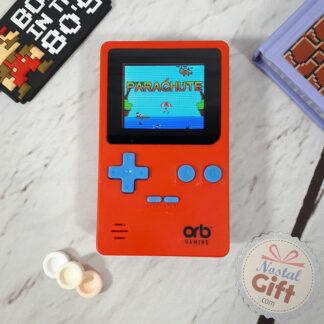 Mini Console de jeux rétro des années 90 ( Rouge)
