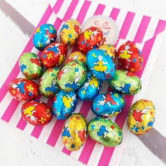 Œufs de Pâques Praliné  x 20