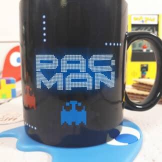 Mug Pac Man thermoréactif - Néon