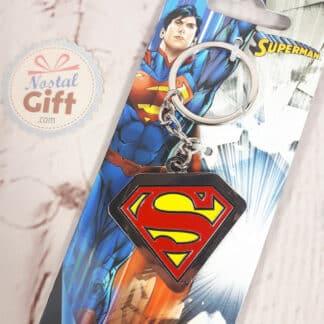 Porte clés en métal Superman