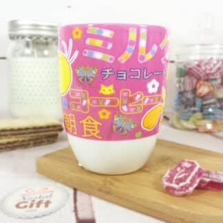 Mug Looney Tunes - Titi au design japonais
