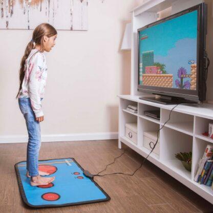 Tapis rétro sur télévision - plus de 140 jeux