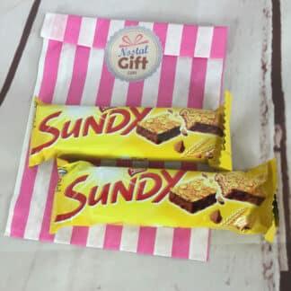 Sundy Barre Chocolat x2