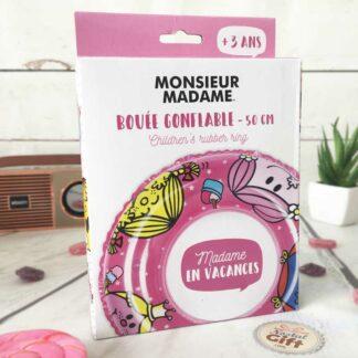 Carnet A6 Monsieur Madame