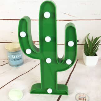 Lampe décorative LED Cactus
