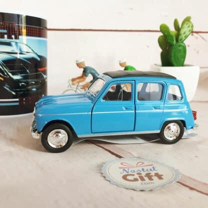Miniature Renault 4 (4L) en métal, 1:34-39