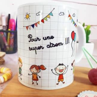 Mug - Idée cadeau atsem