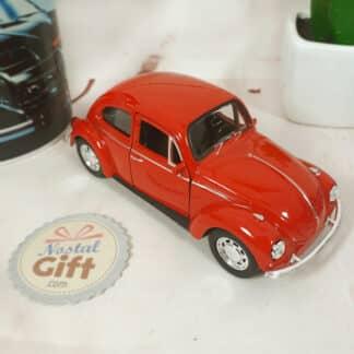 Miniature Volkswagen Coccinelle en métal, 1:34 (12cm)