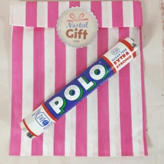 Bonbon Polo menthe extra forte sans sucre