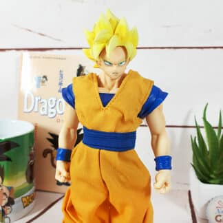 Dragon Ball - Figurine / Sangoku Super Saiyan à personnaliser