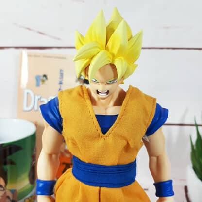 Dragon Ball - Figurine / Sangoku Super Saiyan à personnaliser