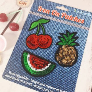 Patches Thermocollants - Ananas