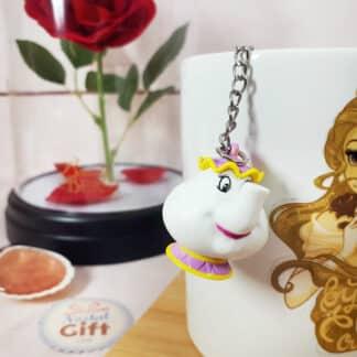 Disney La Belle et la Bête - Infuseur à thé Mrs Samovar