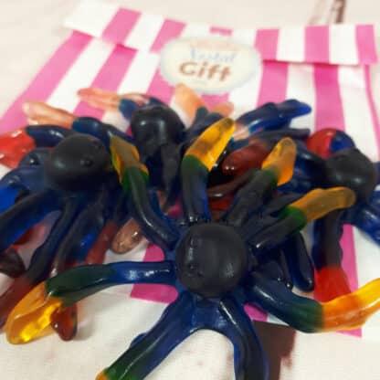 Bonbons Pieuvres gélifiées x5 - Ursula