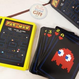 Jeu de cartes Pac Man